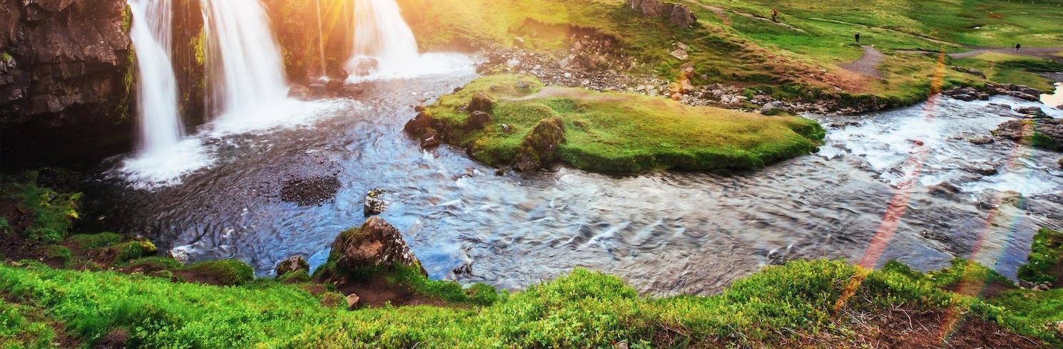 Грюндарфьордур, Исландия