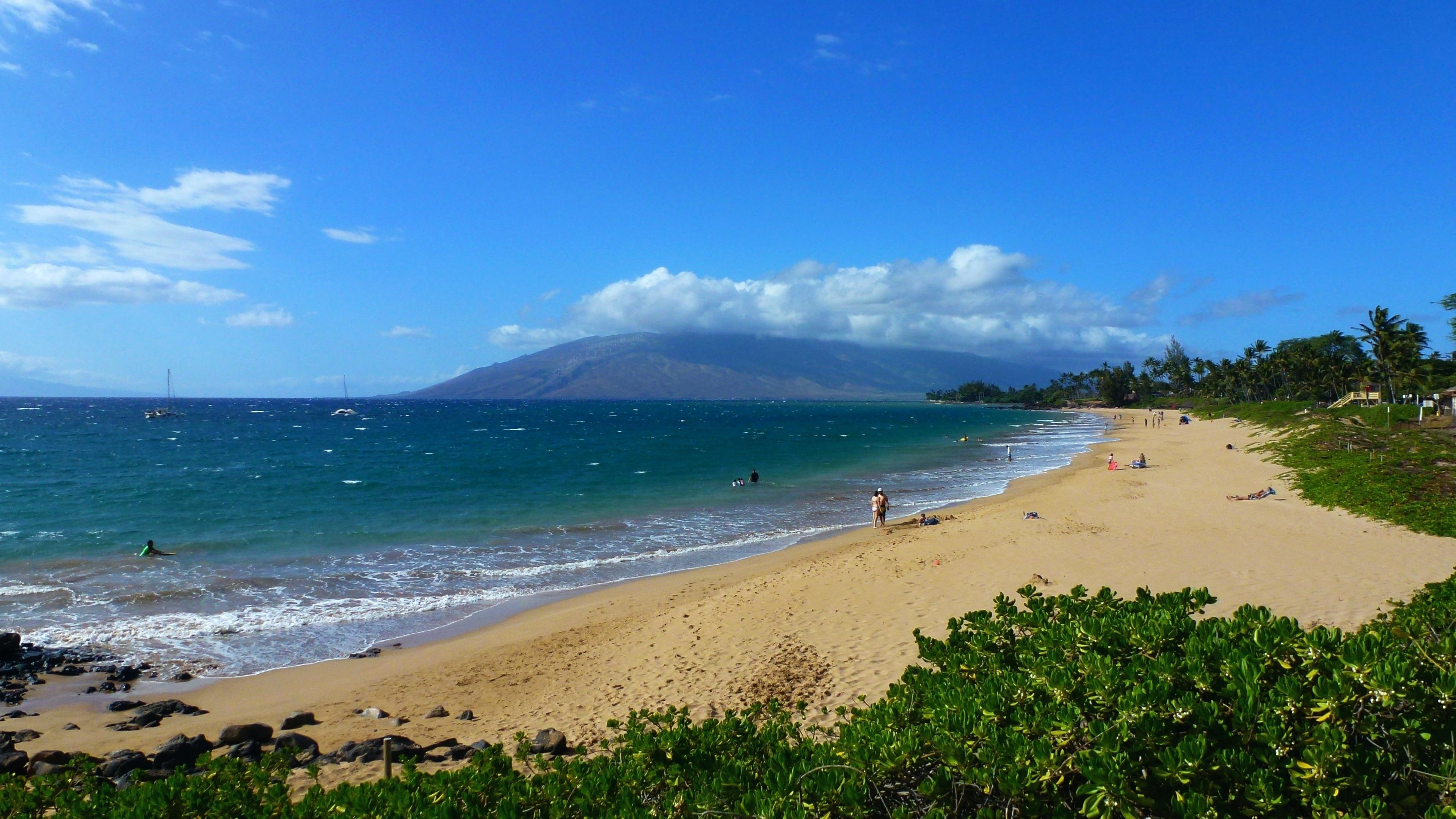 Kamaole Sands, Kihei, Hawaii, United States of America