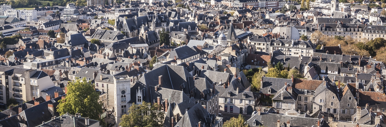 Bourges Agglomeration, Prancis