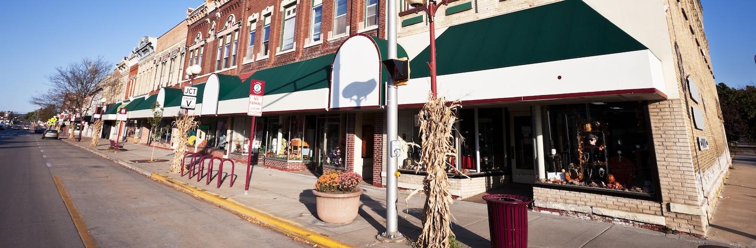 Reedsburg, Wisconsin, Yhdysvallat