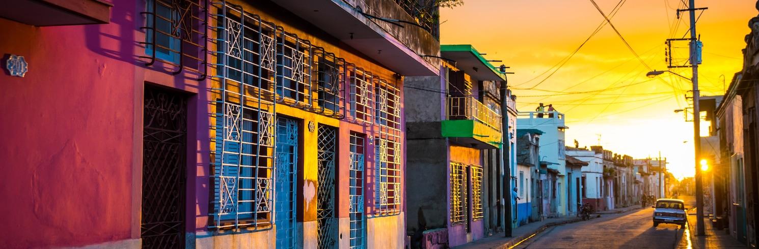 Kamagveja, Kuba