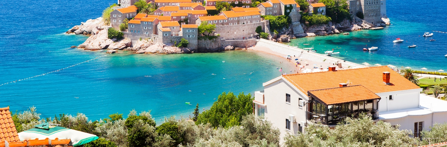 Montenegro Pantai, Montenegro