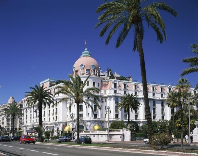 Hôtel Negresco, Nizza, Département Alpes-Maritimes, Frankreich