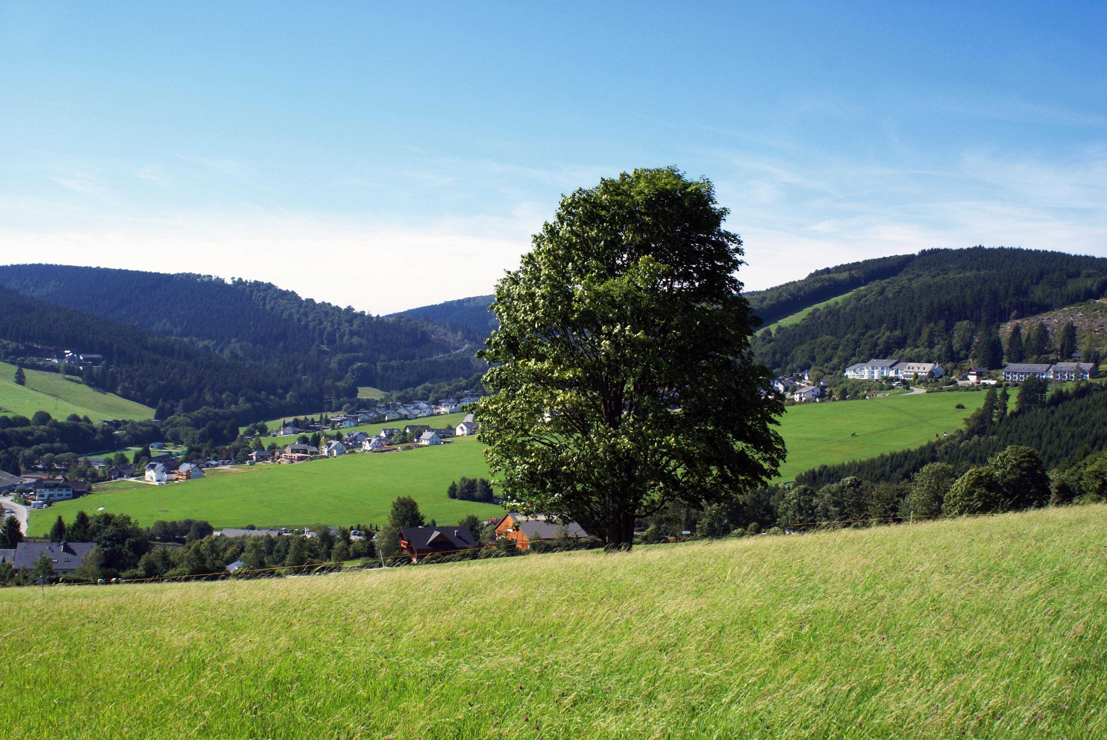 Landkreis Waldeck-Frankenberg, Hessen, Duitsland