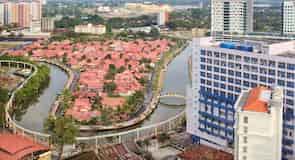 Malacca-borg