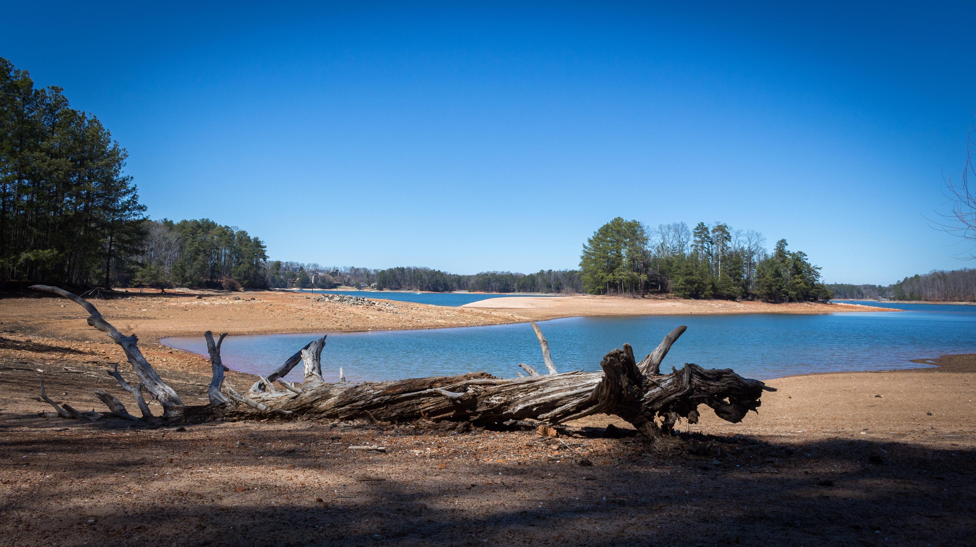 Lake Lanier, Gainesville, Georgia, USA