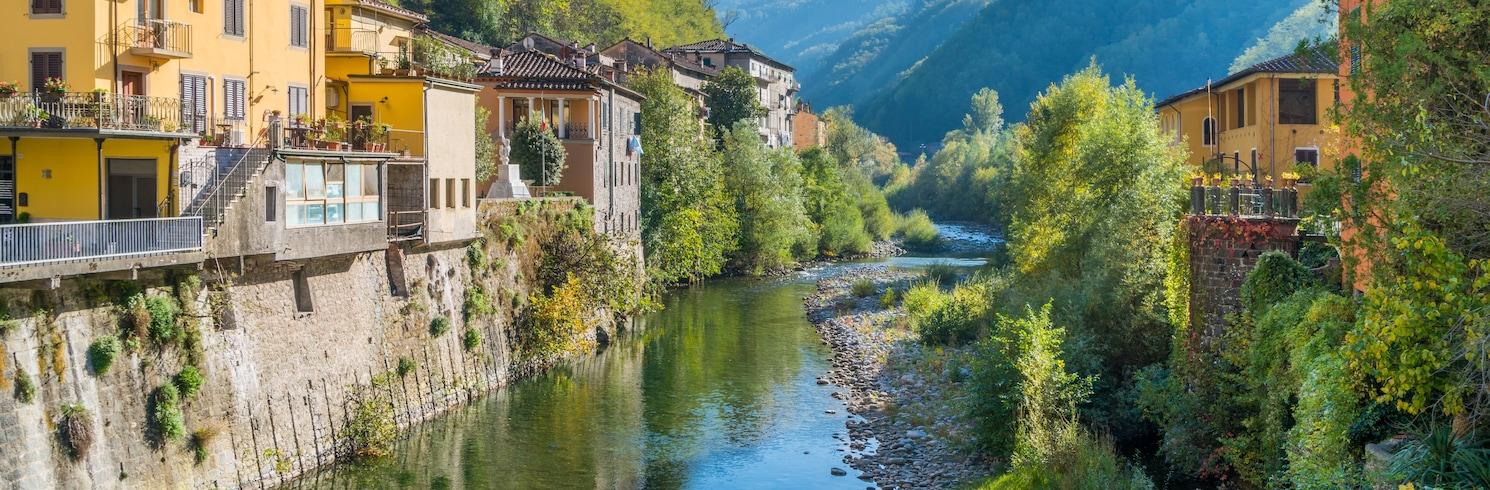 Баньї-ді-Лукка, Італія
