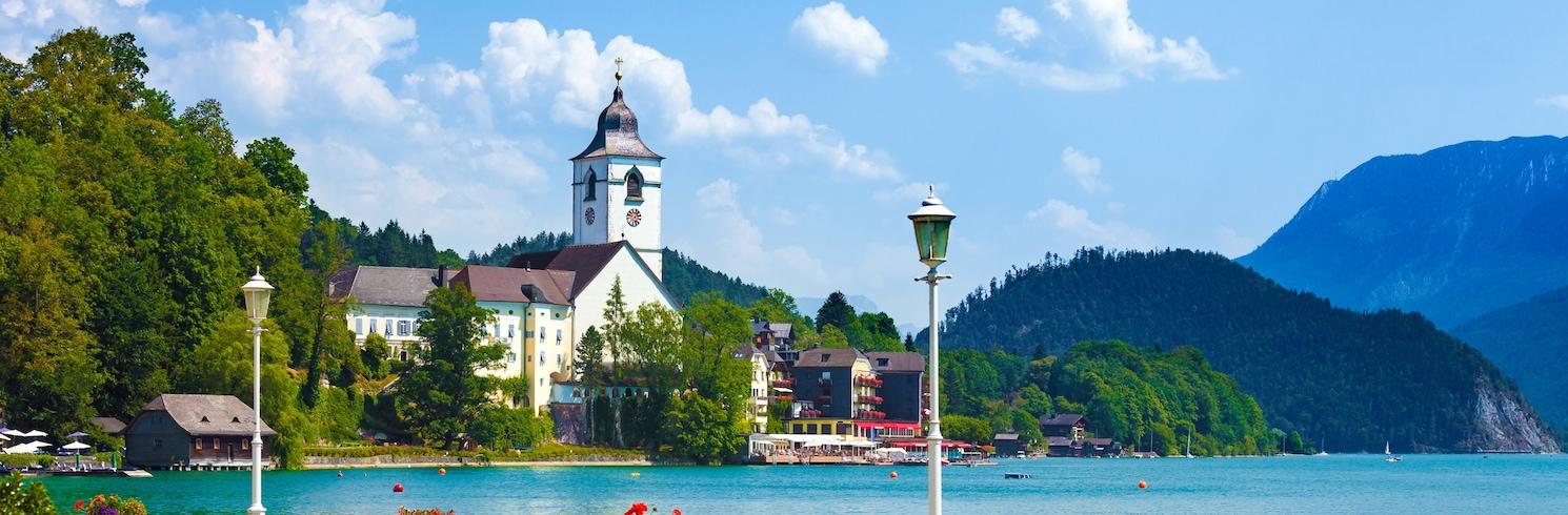 Salzburg-Umgebung District, Austria