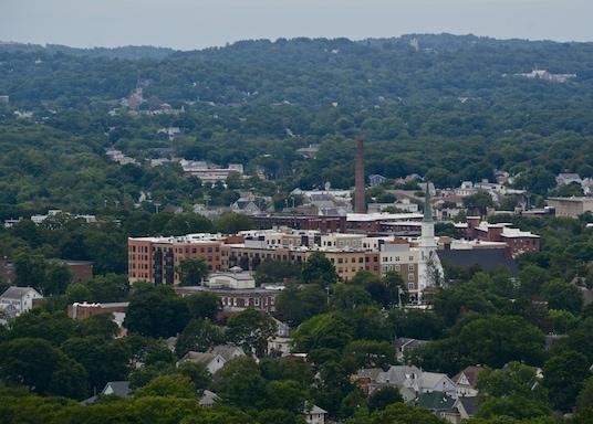 Waltham, Massachusetts, Sjedinjene Američke Države
