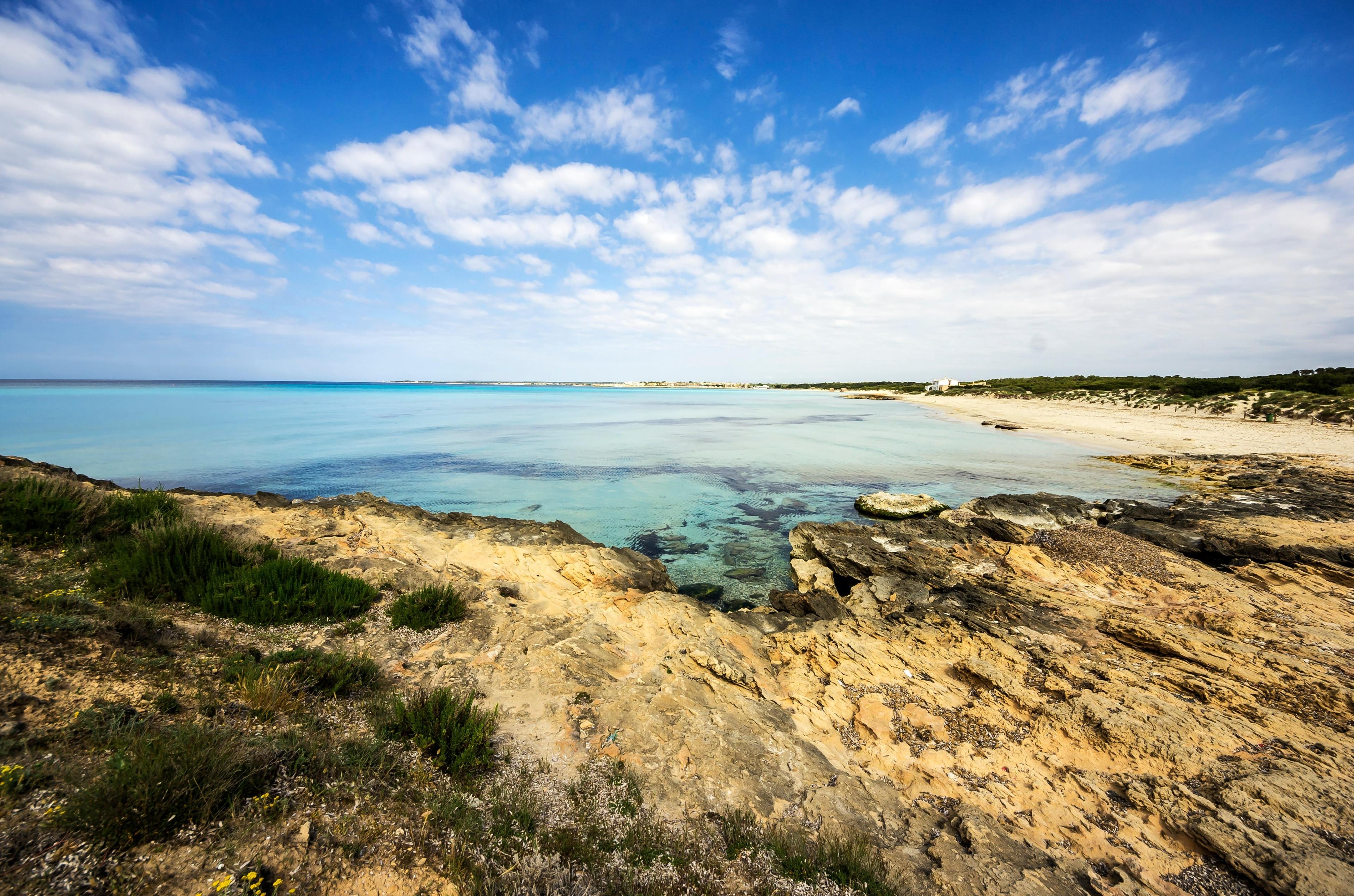 Sa Rapita, Campos, Balearic Islands, Spain