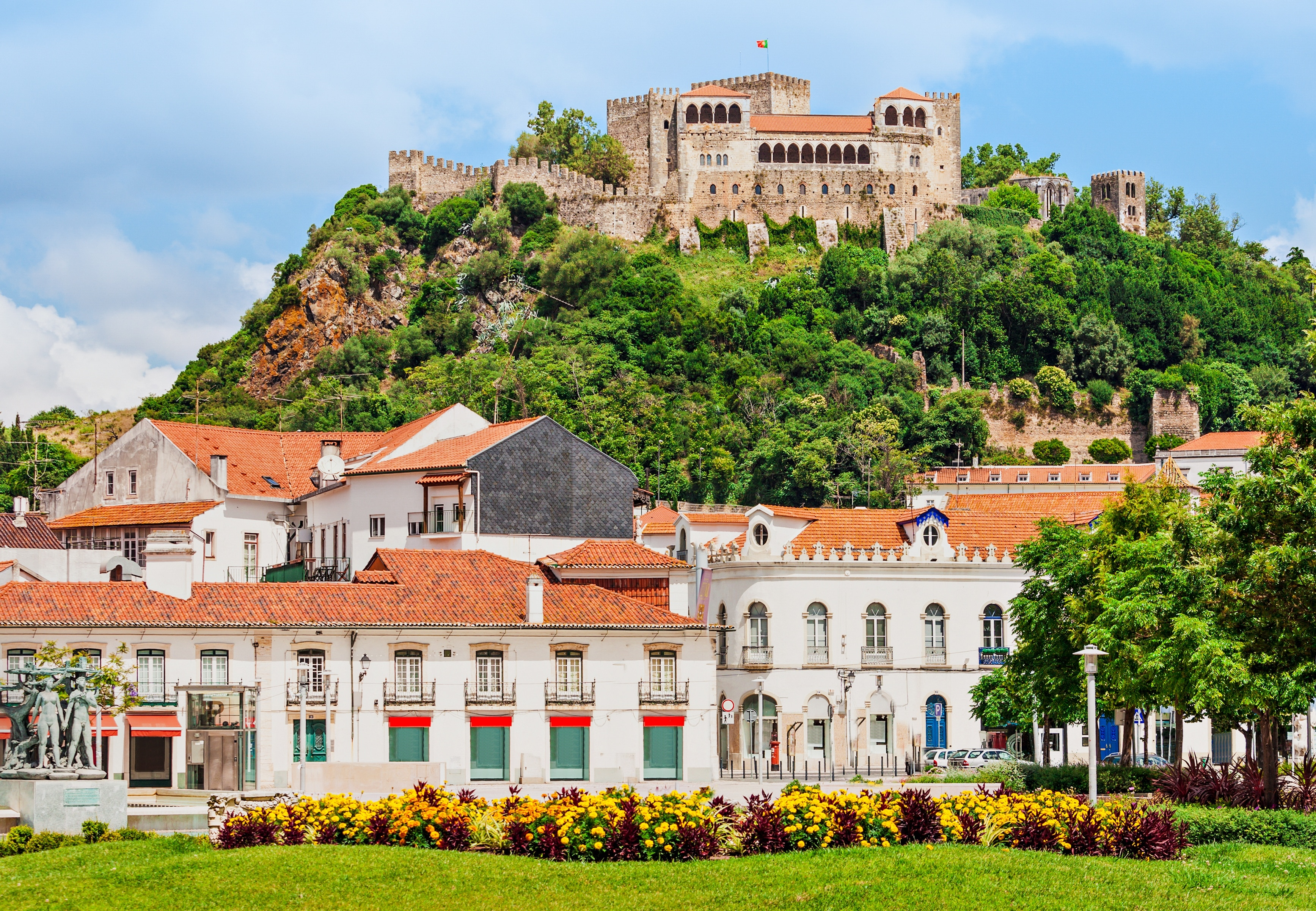 Leiria, Bezirk Leiria, Portugal