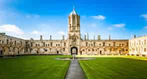 Collège de l'université d'Oxford Christ Church College