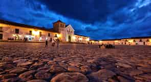 Plaza Major of Villa de Leyva