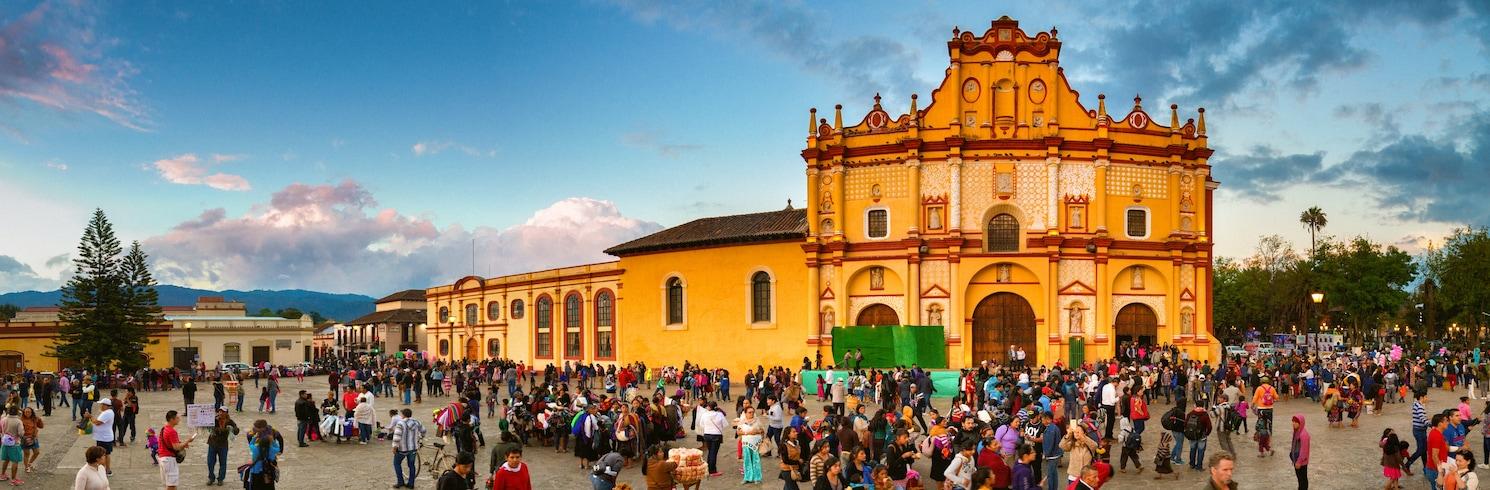 San Cristobal de las Casas, เม็กซิโก