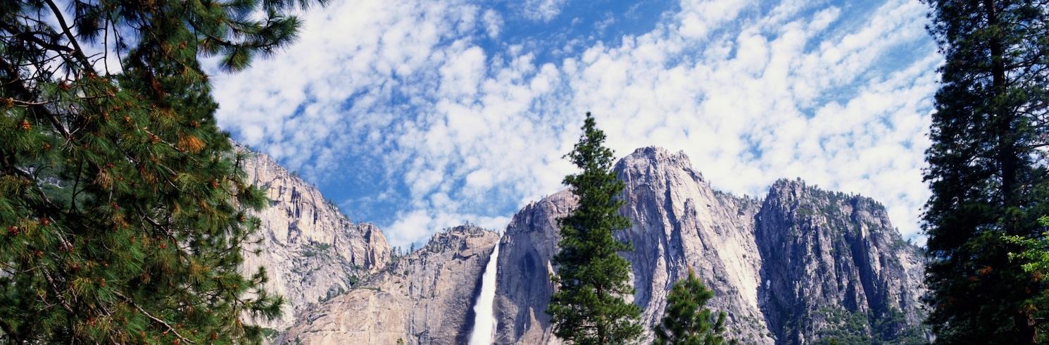 Yosemite Village, California, Stati Uniti d'America