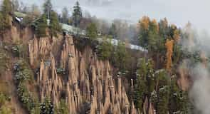 Earth Pyramids of Ritten