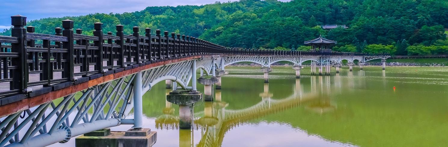 アンドン, 韓国