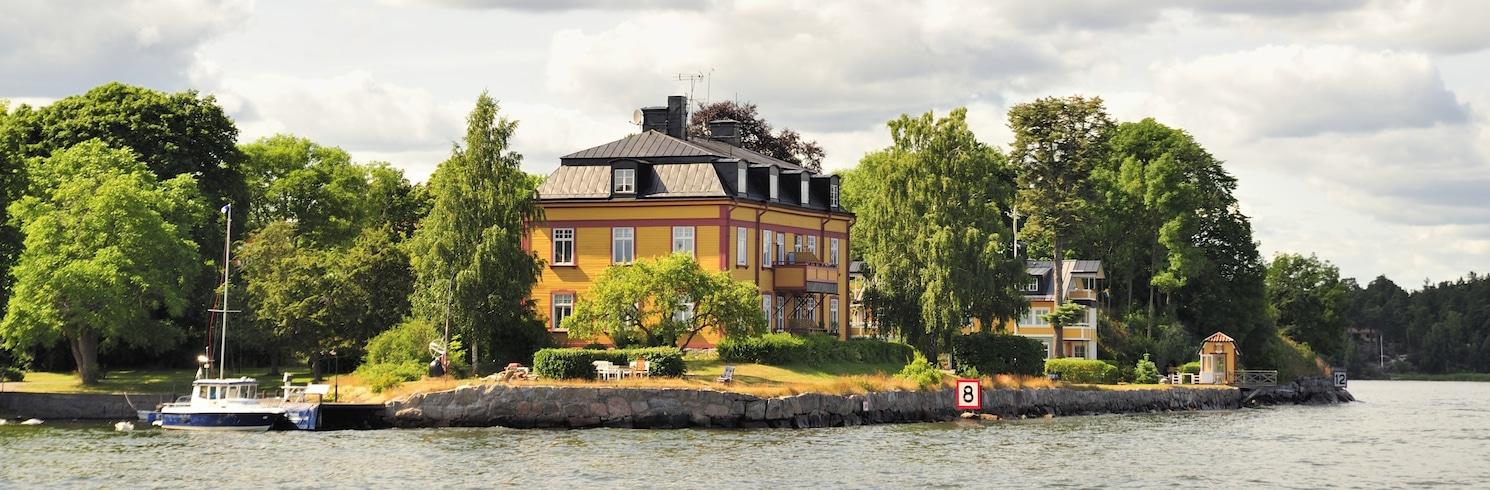 Vaxholm, Suécia