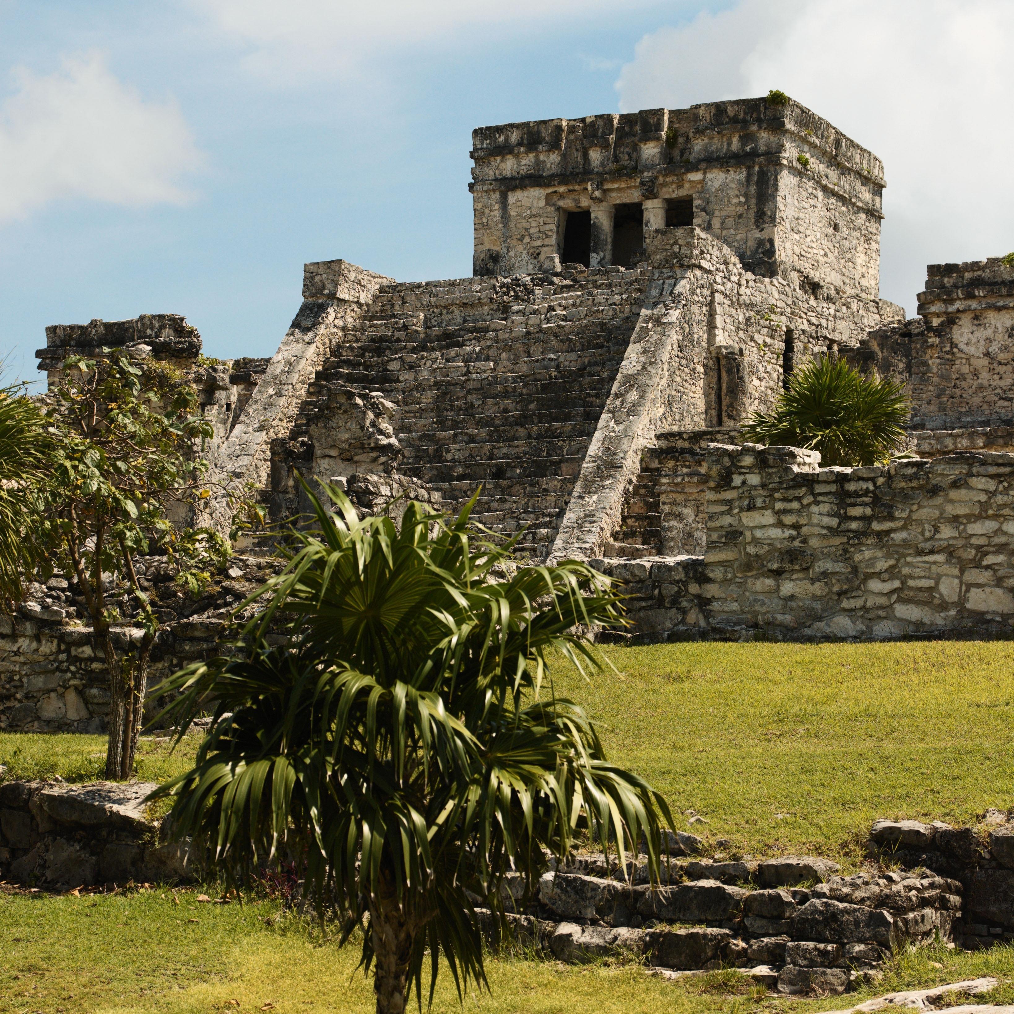 Temple of Doom, Tulum, Quintana Roo, Mexico