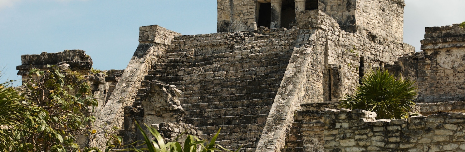 トゥルム, メキシコ