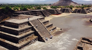 Teotihuacan Archaeological Site