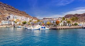 Gran Canaria jachtkikötője