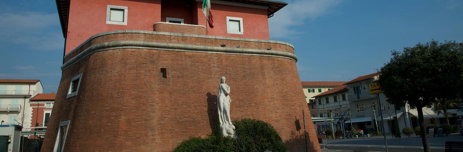 Forte dei Marmi, Italien