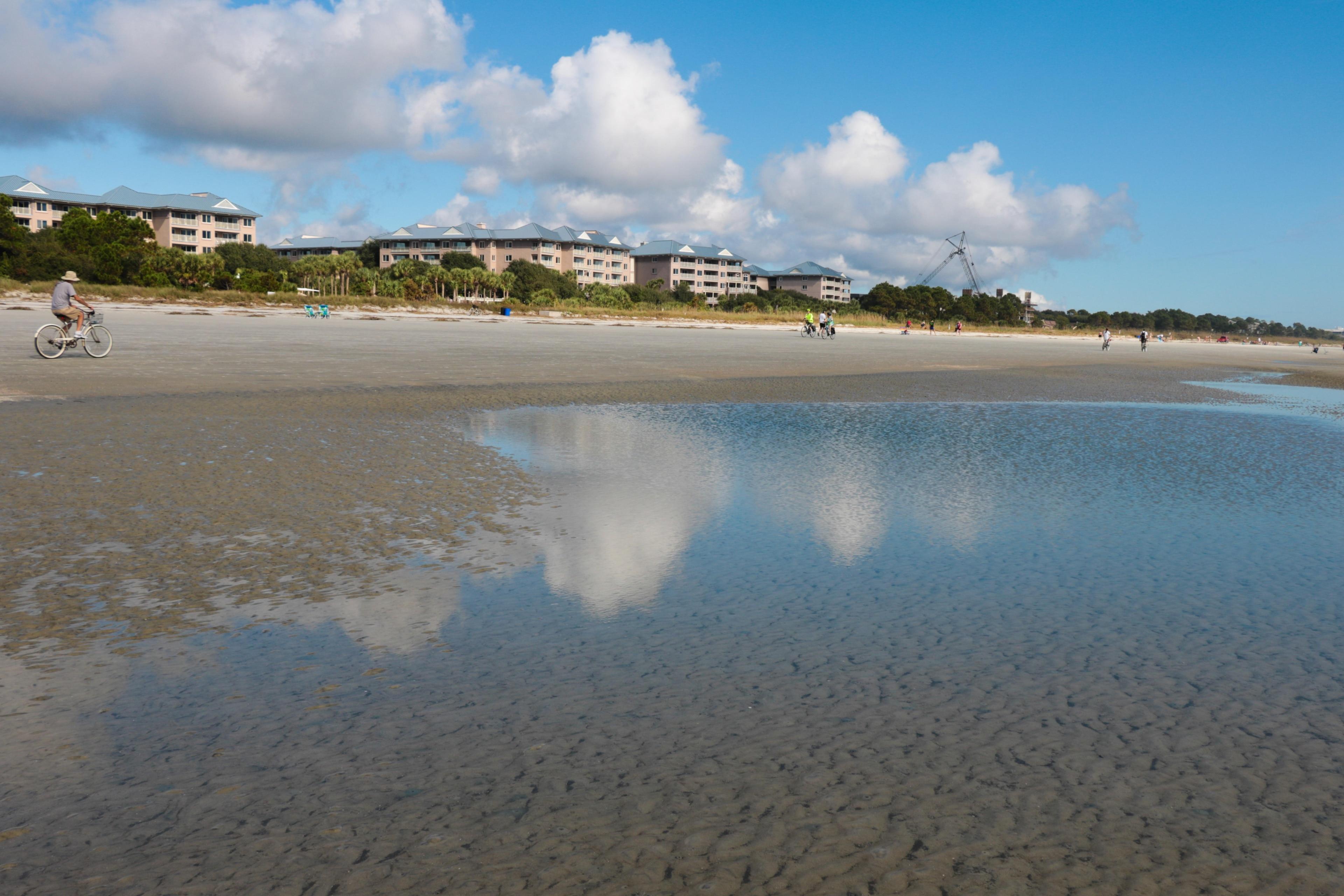 Coligny Beach, Hilton Head Island, South Carolina, United States of America