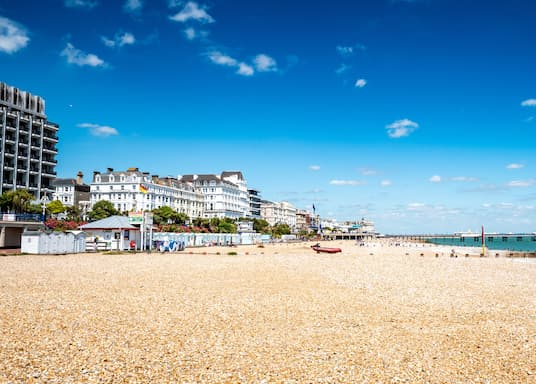 Eastbourne Seafront, United Kingdom