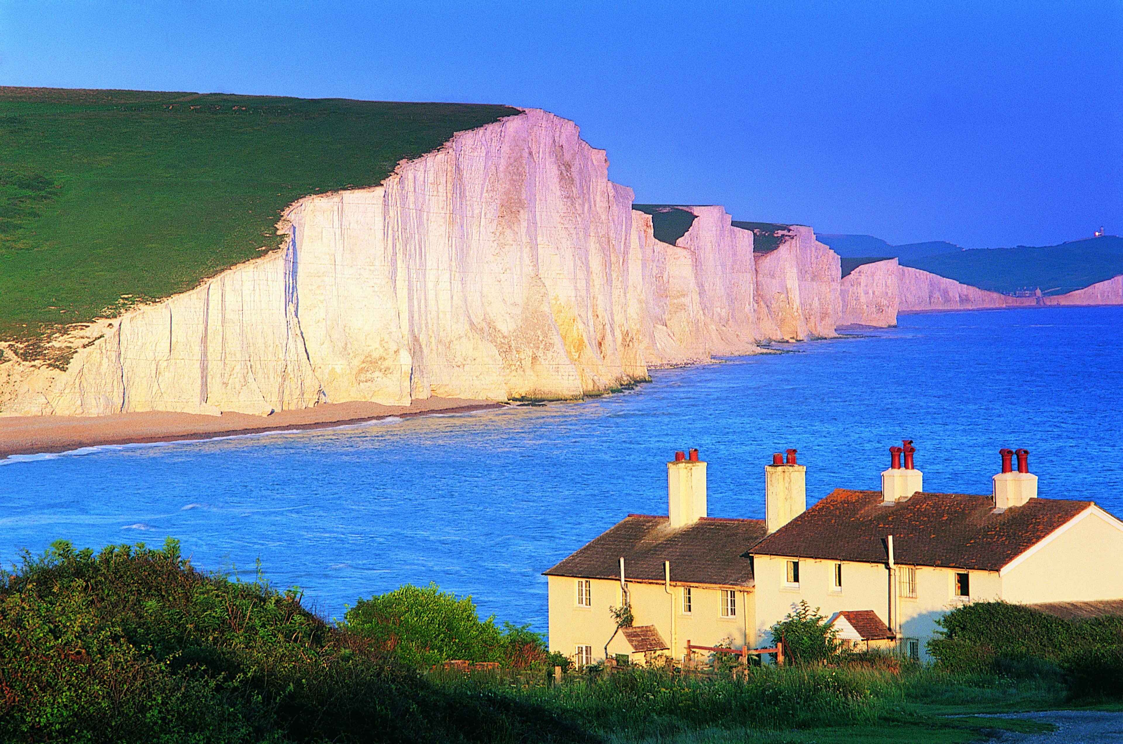 Seven Sisters Country Park, Seaford, England, United Kingdom