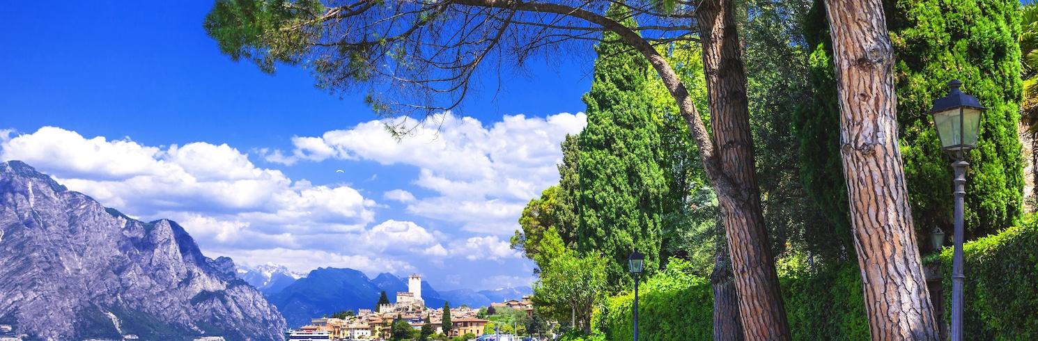 Gardasøens Nordlige Del, Comunità Alto Garda e Ledro, Italien