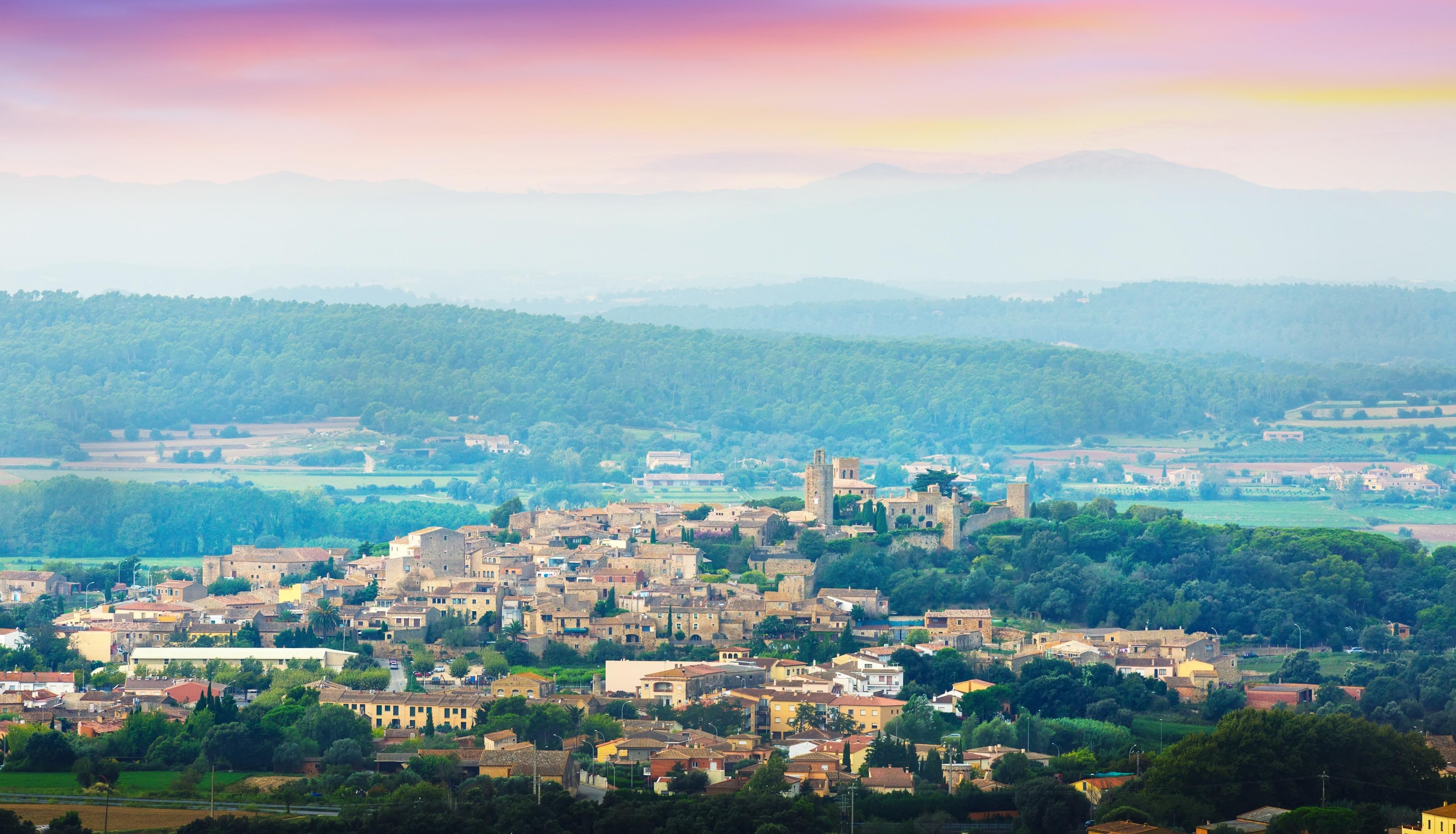 Pals, Cataluña, España
