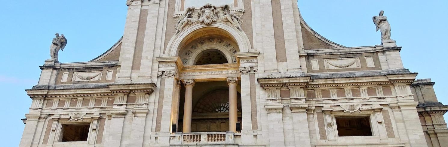 Santa Maria degli Angeli, Italy