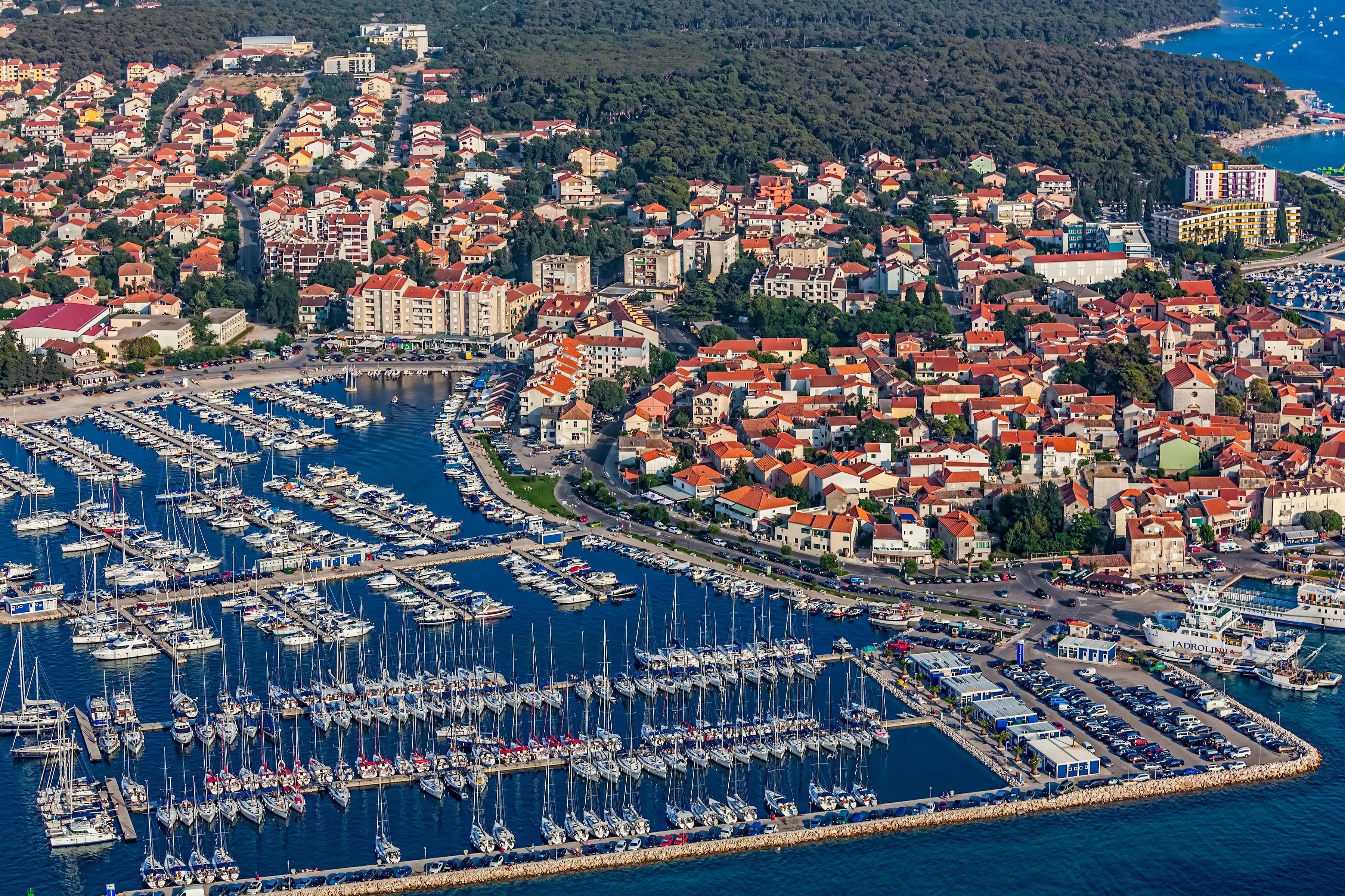 Biograd na Moru, Zadar, Croatia