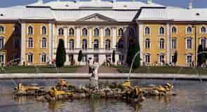 Peterhofi palee ja aed