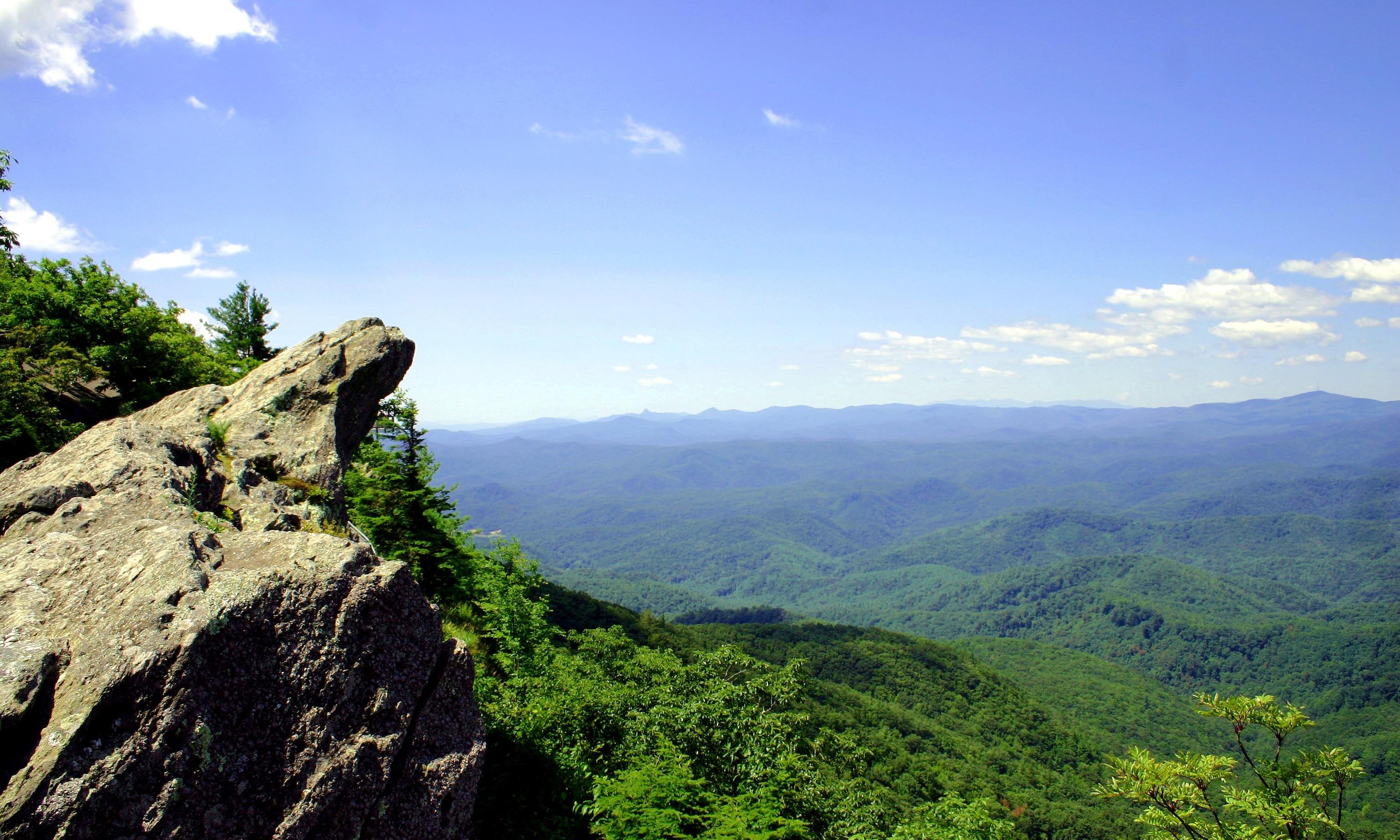 Blowing Rock, North Carolina, USA