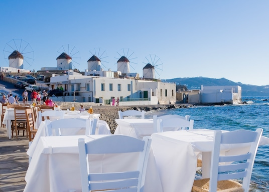 Mykonos Town, Grécia
