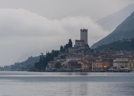 Malcesine, İtalya