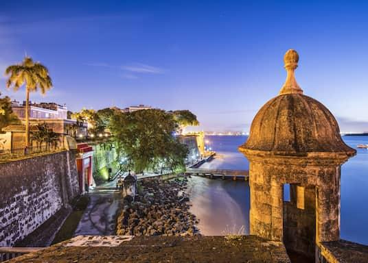 聖胡安 (及附近地區), 波多黎各