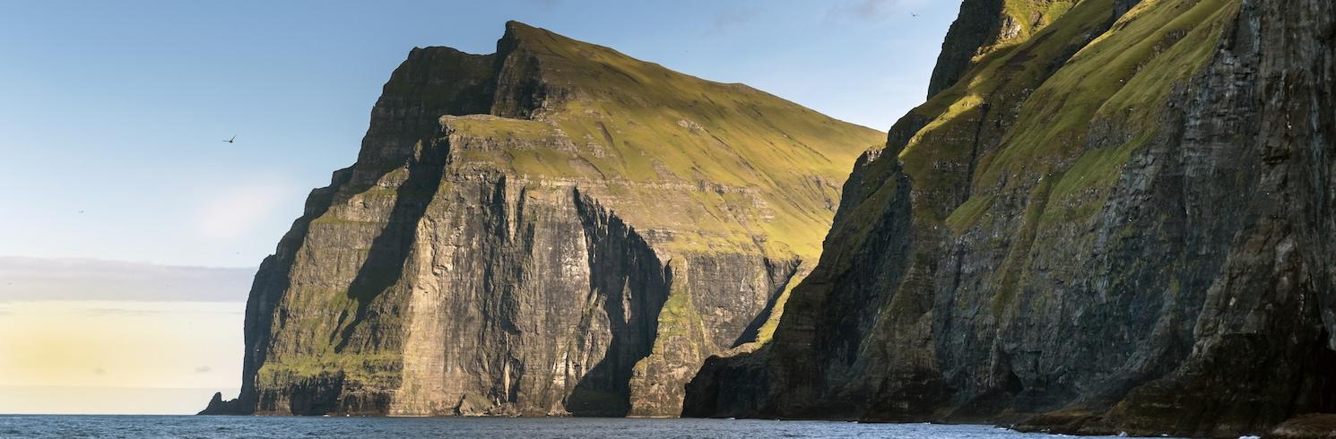 Vestmanna, Faroe Islands