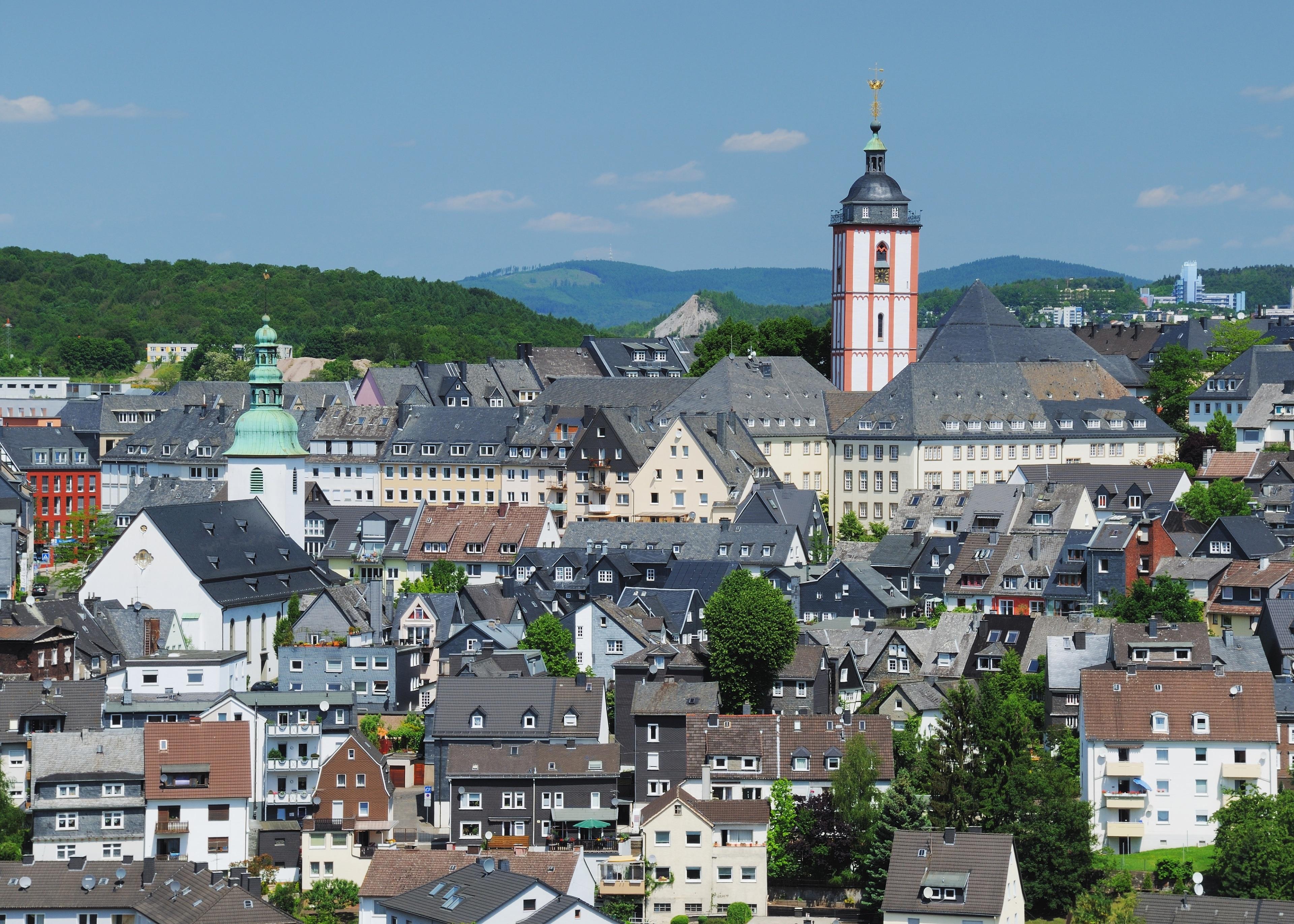 Siegen-Wittgenstein District, North Rhine-Westphalia, Germany