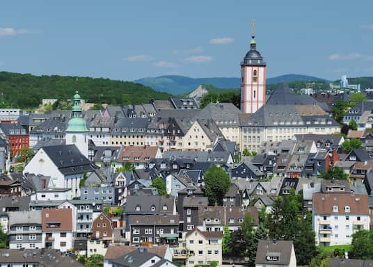 Siegerland, Deutschland