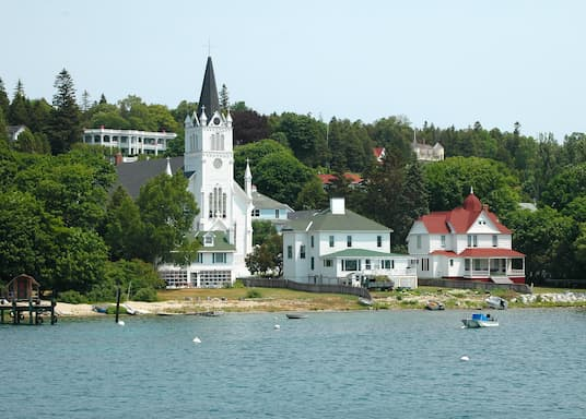 Mackinac Island, Michigan, Amerika Syarikat