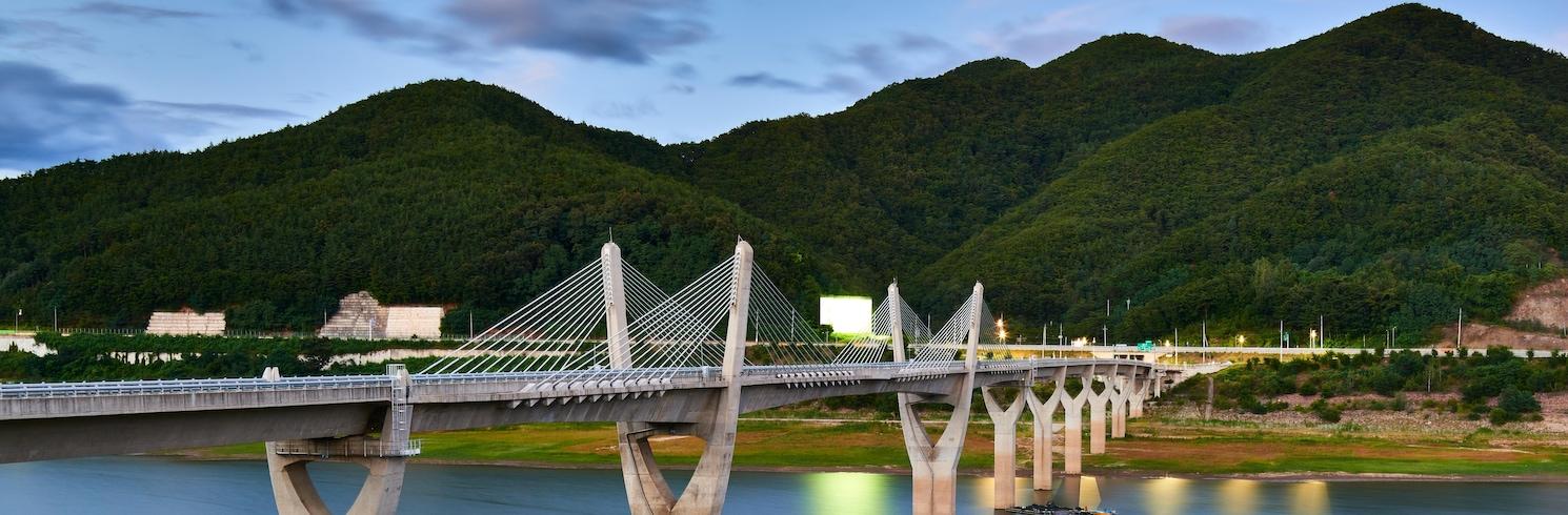 Каннын, Южная Корея