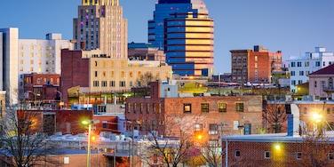 Downtown Durham, Durham, North Carolina, United States of America