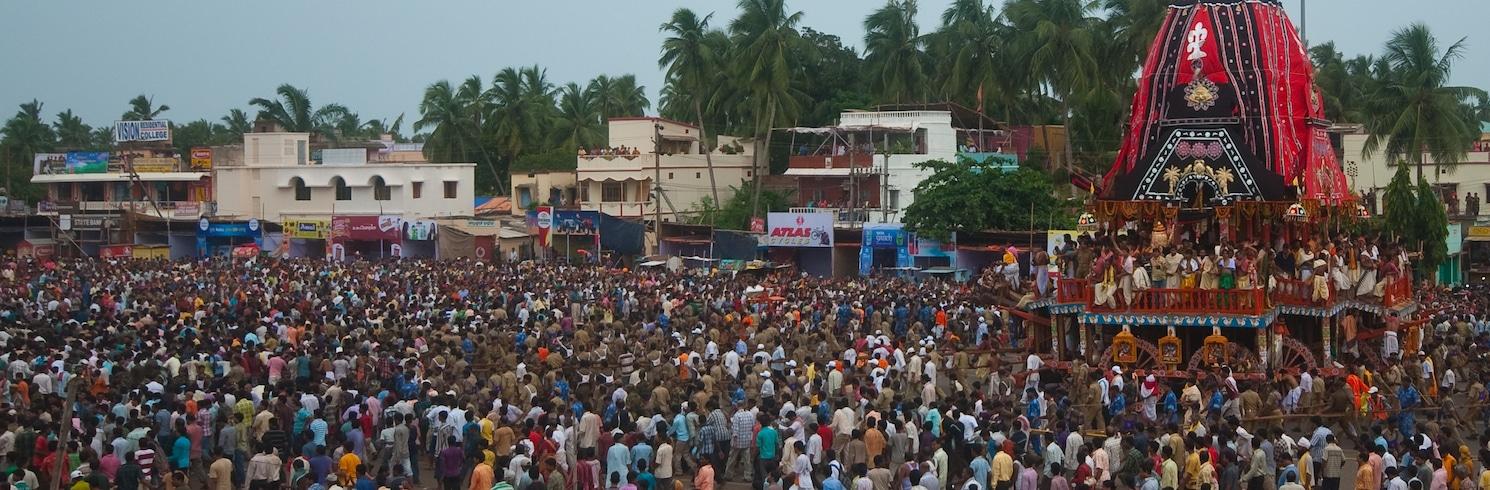 Puri, Intia