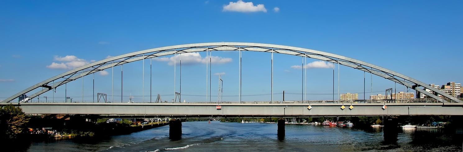 Frankfurt am Main Süd, Germany