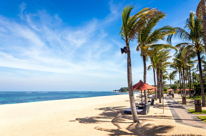 Geger Beach, Nusa Dua, Bali, Indonesia
