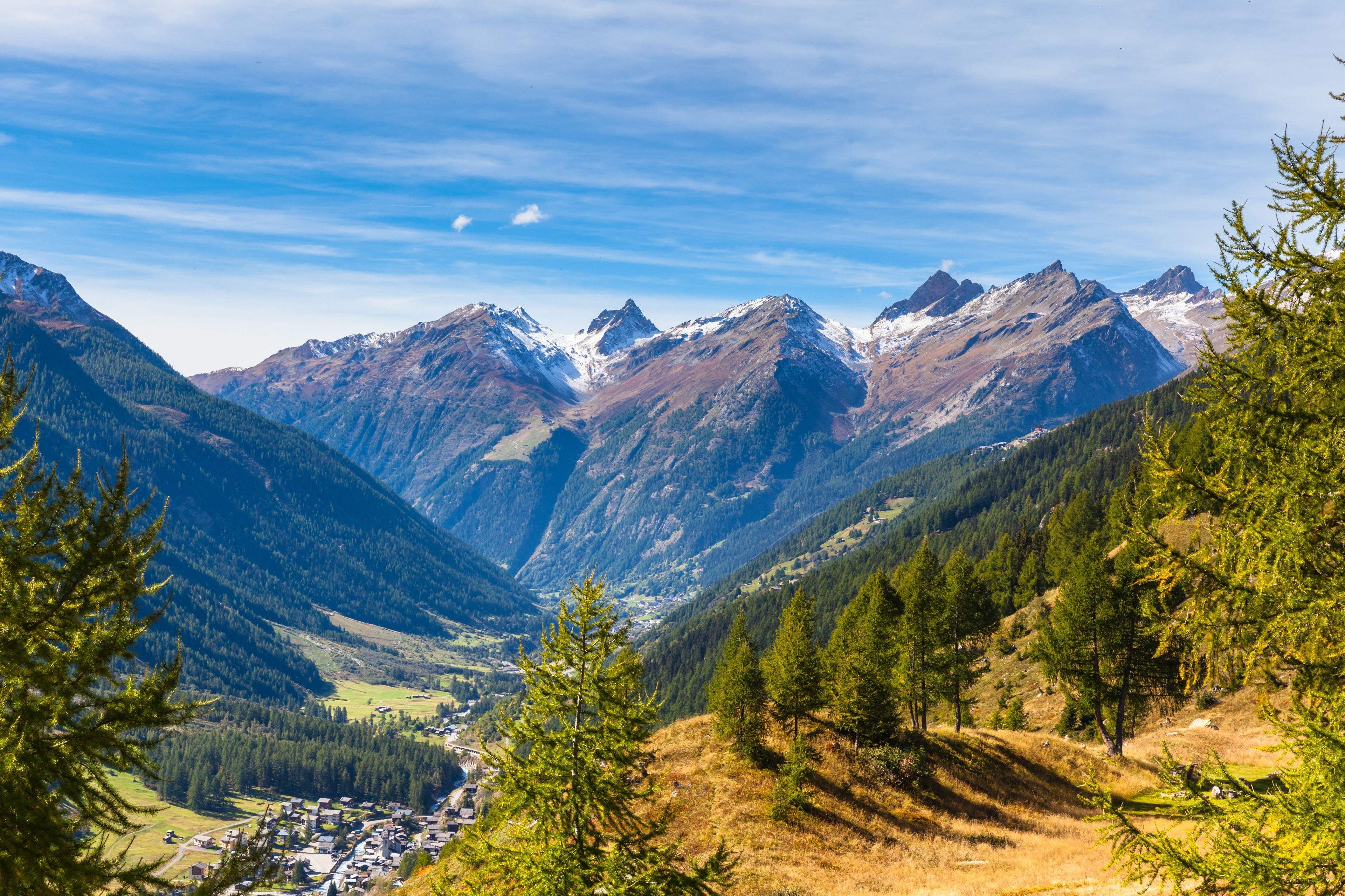 Visp, Valais, Switzerland
