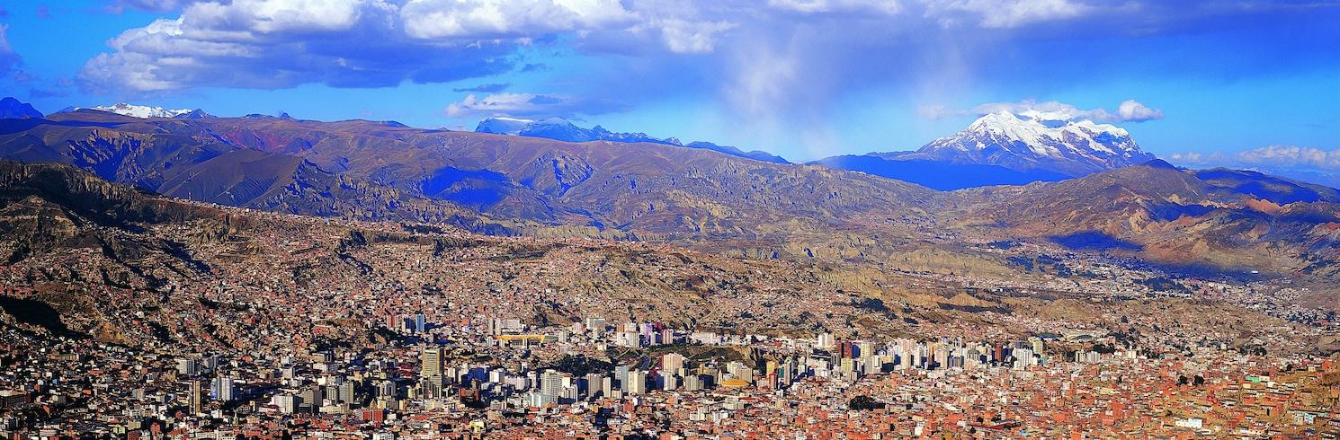 La Pasas, Bolivija